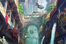 Sunken City cool pics / watery bits