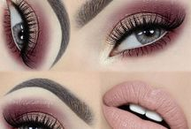 Eyes / Gorgeous eye makeup