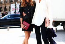 Style - Ines de la Fressange