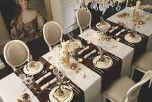 Christmas Tables / Ideas for my Christmas Table, easy to do