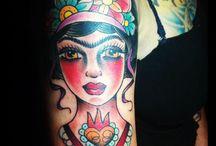 Tattoos I Love!! / Tattoos I want!!! / by Erin Ross