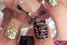 arrow nails