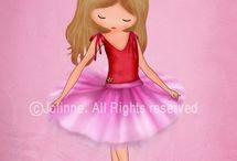 Ballet Bedroom Ideas / by Kristin Green