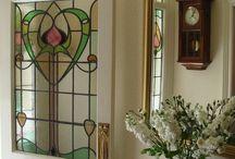 Lead Light/Stain Glass Windows