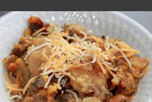 Crave-worthy Casseroles and Comfort Food