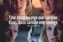 The Vampire Diaries/The Originals / 'Cause we all love sarcastic Damon.