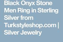 ring men onyx
