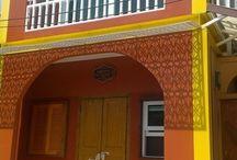Architectural Decoration Detail