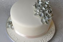 Cake / Number 4 and 6 and the side detail of 1. Colours pink, blue, lilac. One tier square or round. What do u think?