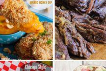 Foodplan / Week dinner plan