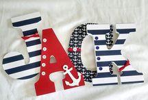 letras decoración