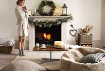 CHRISTMAS / Holiday Inspiration For The Home, The Closet And The Kitchen