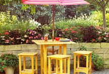 Outdoor Rooms / by Lisa Mocklin