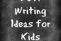 Skrivning ideer