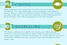 Destination: Northwest Florida / Sugar-white sand beaches, emerald green water, world-class fishing, nationally recognized restaurants... explore the many things to do in Northwest Florida. Beaches include: Perdido Key, Pensacola Beach, Fort Walton Beach, Destin, 30a, and Panama City Beach.