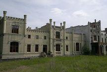"""Jankowo - Pałac / Pałac w Jankowie został zbudowany około 1863 r. dla Simona Alberta Hepnera. Majątek znajdował się rękach potomków  Hepnera do końca II wojny św. Po wojnie  w pałacu zamieszkało 28 rodzin. Pałac nie był remontowany przez kilkadziesiąt lat, a w jego części zaczęto prowadzić chlewnię. Od 2010 roku pałacem zarządza """"Fundacja Jankowo"""", która podjęła się odremontowania budynku i przywrócenia mu dawnej świetności."""
