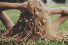 Hair / Short, long - my inspirations!