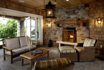 Indoor/Outdoor Living Spaces / Indoor/Outdoor Living Spaces