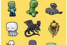Minecraft / Minecraft things I like