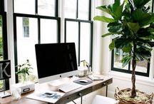 Office interiør