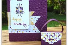 SU Endless Birthday Wishes / DIY Cards / by Kathy Coignard