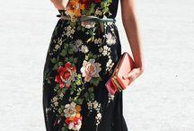 Maxi vestidos / Vestidos largos