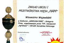 Nagrody ZM HAM