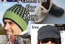 Stickat for men