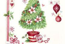 Julekort og mærker