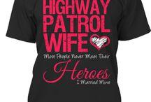 Highway patrol wife / by Raelynn