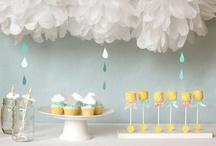 Baby Shower Ideas / by Carla Jones