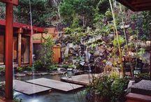 Imaginative garden designs...