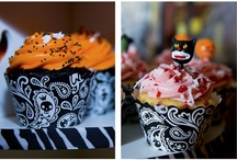 Spooky Halloween Cupcake Decorating ideas