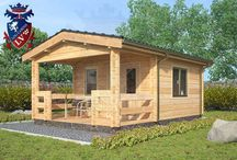 80mm Glulam Log Cabins Euro Range / Our New 80mm Glulam Log Cabin Range Euro Range Our New 80mm glulam log cabins are not just amazing value for money they are amazing little cabins. tough, durable, ever lasting! If you are looking for quality log cabins please visit our website, or send us an email! www.logcabins.lv