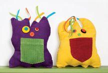Crafts - Kids - Sewing