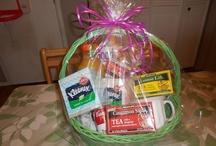 Gift Basket Ideas / by Marisa Efird