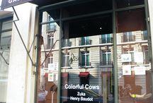 Galerie Françoise Livinec / 29-33 Avenue Matignon, 75008 Paris