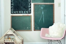 Chalk it up / Using a Chalkboard for homeschooling / by Gremlina of the Schoolhouse