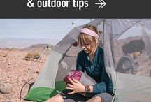Camping : Planning a trip for first time campers / I'm planning a summer camping trip for a couple of first time campers.