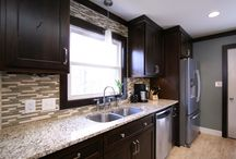Contemporary Style Cabinetry