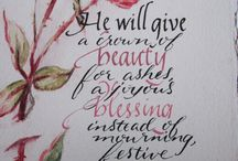 Bible Verse / by Linda Bryant