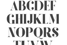 Typography - category