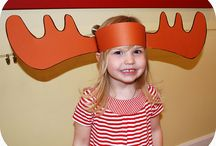 camping preschool theme