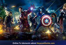 Tv izle / Online canlı tv izleme sitesi heyecanlitvizle.com