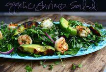 Food - Salads / by Taletha Skar
