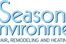 Seasonal Environments Home Repair and Remodeling Services / Seasonal Environments has experienced professionals who are ready to help with minor repairs or upgrades to keep your home in tip top condition. Aging-in-place upgrades, up-grades for home sellers and maintenance programs available.  613.816.2229 www.seasonalenvrionments.com