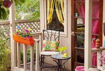 patio para niños