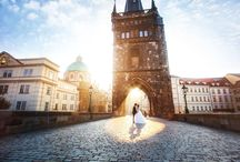 Pre wedding photographer in Prague / Overseas  pre wedding photography in Prague