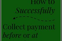tips on collecting payments