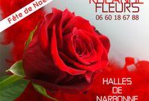 Rolande fleuriste à Narbonne